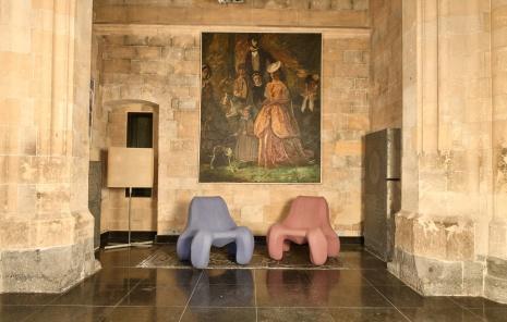 High-end design furniture Max Jungblut